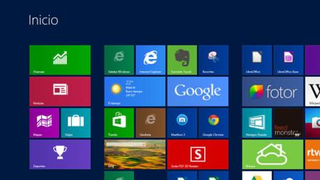 Windows 8.1 puede traer de vuelta el botón inicio