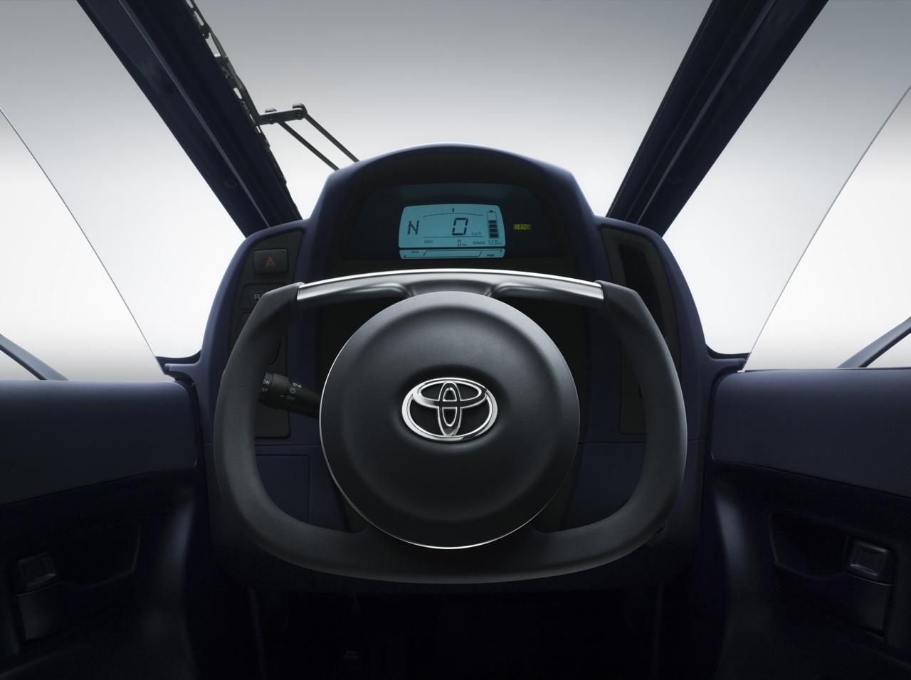 Foto de Galería Toyota i-Road (15/15)