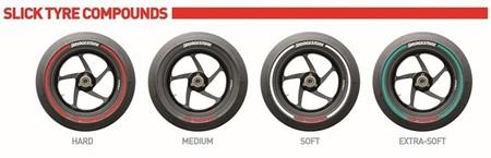 Bridgestone Battlax, esquema color 2014