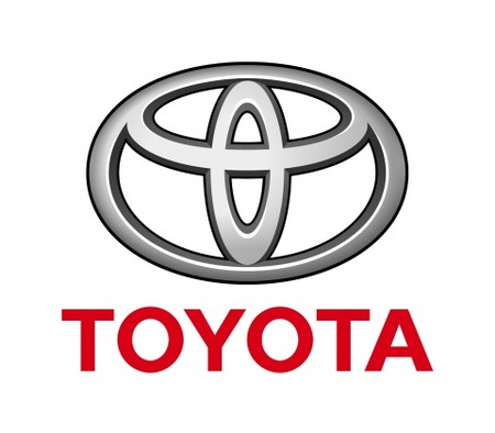 Logo Toyota Producto