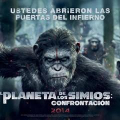 Foto 9 de 9 de la galería el-amanecer-del-planeta-de-los-simios-carteles en Espinof