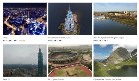 Así de espectaculares son la nueva fotografía y vídeo que vienen gracias a los drones
