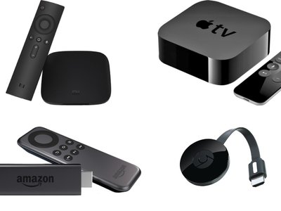 Chromecast vs. Xiaomi Mi Box vs. Fire TV Stick vs. Apple TV: con qué servicios y plataformas son compatibles