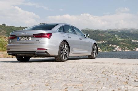 Audi A6 2018, toma de contacto