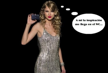 Boquitas de piñón: Taylor Swift