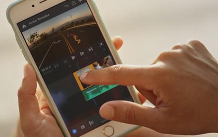 Adobe Project Rush Iphone
