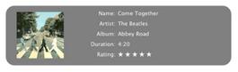 GimmeSomeTune, notificador de las canciones en reproducción de iTunes