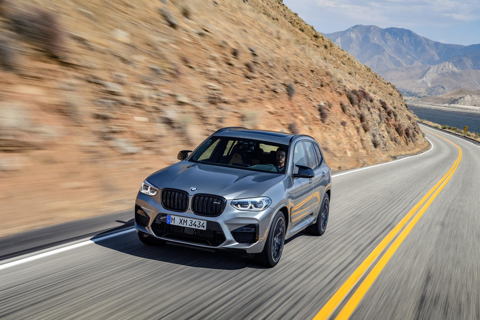 Foto de BMW X3 M 2020 (Presentación) (49/80)