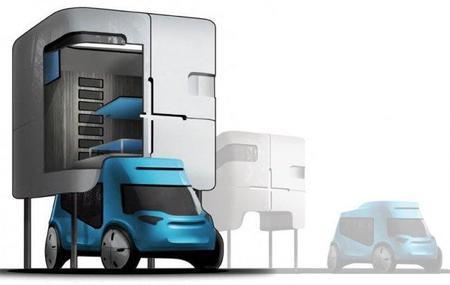La integración de los vehículos eléctricos en casa ya preocupa a los diseñadores