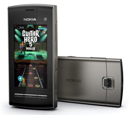 Nokia 5250, ensanchando la gama baja