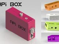 RPi Box: una carcasa para la Raspberry Pi