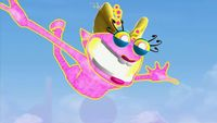 'Ms. Splosion Man' confirmado para iOS, PC y Windows Phone 7