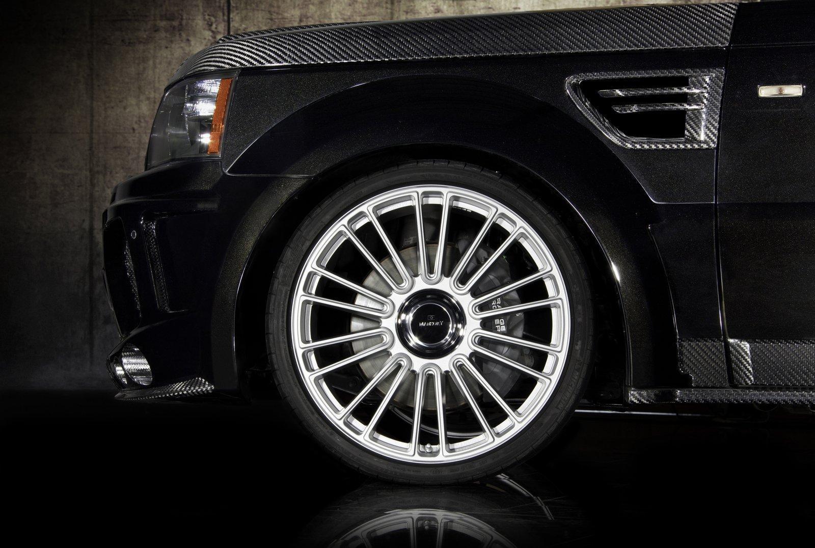 Foto de Range Rover Sport por Mansory (9/16)