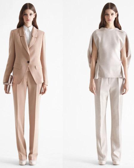 Ck Calvin Klein Otoño-Invierno 2012-2013: el minimalismo más sofisticado