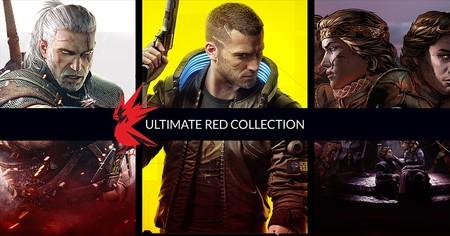 El pack Ultimate RED Collection de GOG incluye Cyberpunk 2077 y todos los juegos de The Witcher por tan solo 87 euros