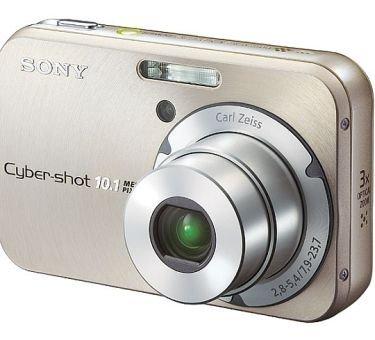 Sony Cybershot DSC-N2, cámara con pantalla táctil