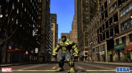 Imágenes del nuevo juego basado en 'The Incredible Hulk'