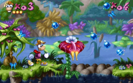 Rayman Android