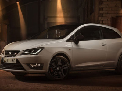 SEAT Ibiza Cupra 2016: más potente que nunca, gracias a un nuevo 1.8 TSI