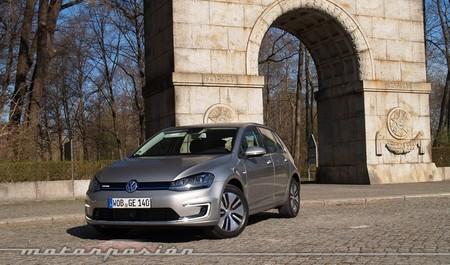 Volkswagen e-Golf en Berlín 05