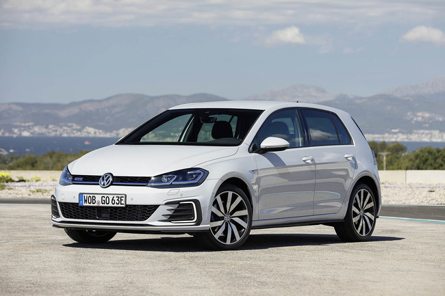 El WLTP obliga a Volkswagen a paralizar las ventas del Golf GTE y Passat GTE hasta 2019, y no son los únicos