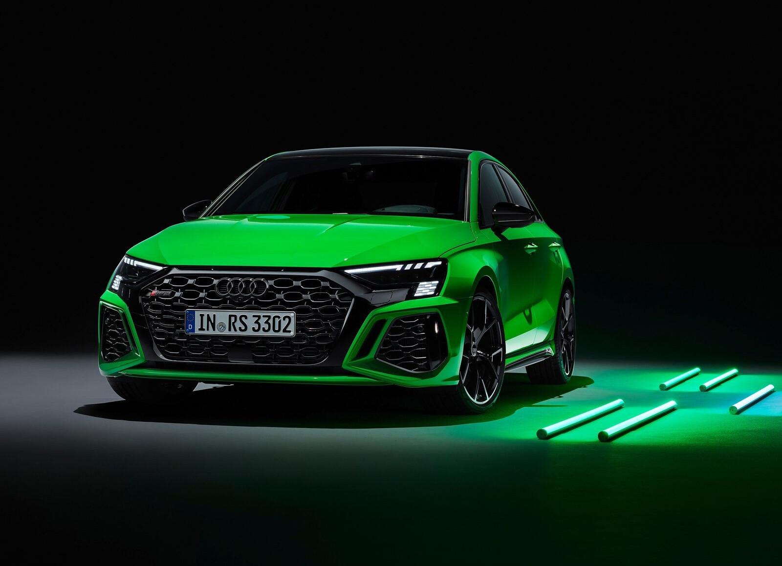 Foto de Audi RS 3 2022 (31/99)