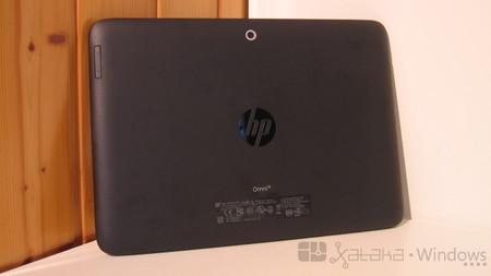 HP Omni 10 Trasera