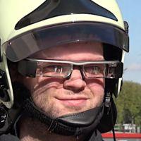 Estas gafas de realidad aumentada ayudarán a los bomberos