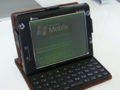 HTC Advantage: revisión