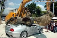 Sellos tailandeses de Ferrari 456 GT