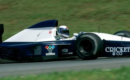 Giovanna Amati Brabham-Judd 1992