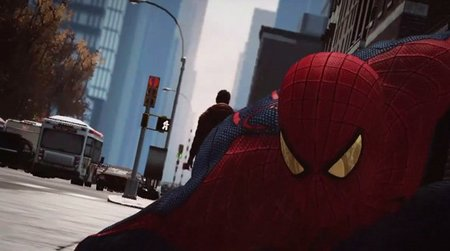 'The Amazing Spider-Man' sigue sin convencernos [VGA 2011]