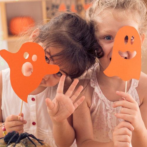 25 manualidades de Halloween fáciles y terroríficas para hacer con los niños