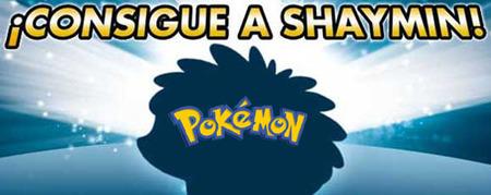 Captura a Shaymin en 'Pokémon Diamante' y 'Pokémon Perla'