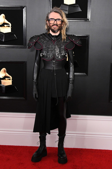 Shawn Everett 61st Annual Grammy Awards Arrivals