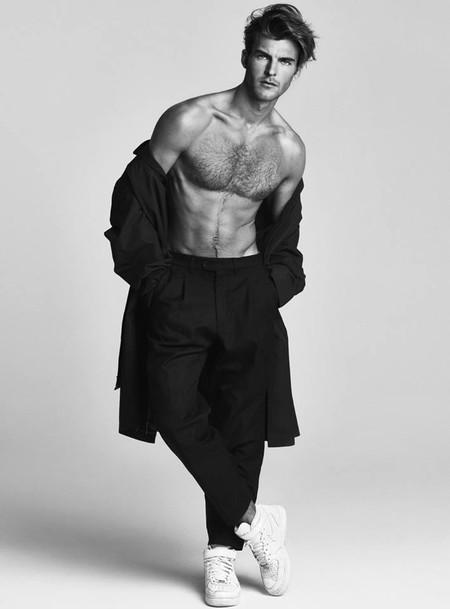 """El """"pelo en pecho"""" se convierte en la tendencia de belleza masculina para el 2017"""