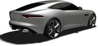 Anticipando el Jaguar F-Type Coupe