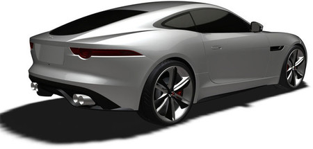 Anticipando el Jaguar F-Type Coupe