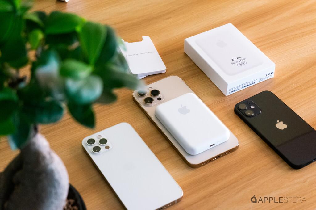 Batería MagSafe de Apple, análisis: éstos son sus secretos, la probamos con todos los modelos de iPhone 12