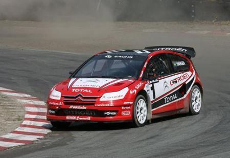 Los entresijos del RallyCross con Kenneth Hansen