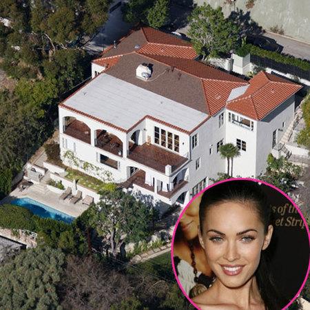 Megan Fox tiene nueva casa