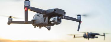 El arma antidrones que la Policía usa en los partidos de fútbol: 1.200 metros de alcance y capaz de cortar la transmisión de vídeo