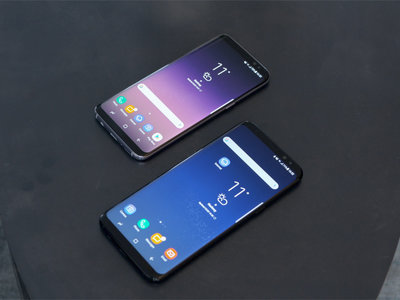 Samsung Galaxy S8 y S8+: un adiós a los marcos y una nueva interacción con Bixby y el botón invisible