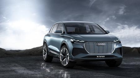 Audi Q4 E Tron Concept 1