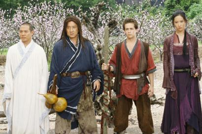 'The Forbidden Kingdom', blockbuster asegurado