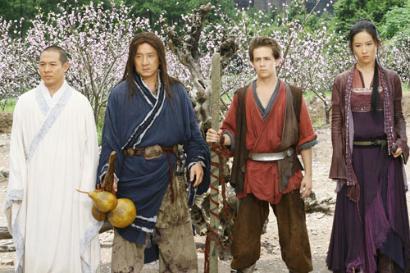 'The Forbidden Kingdom', blockbuster asegurado