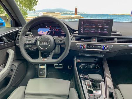 Audi S4 Avant Prueba interior
