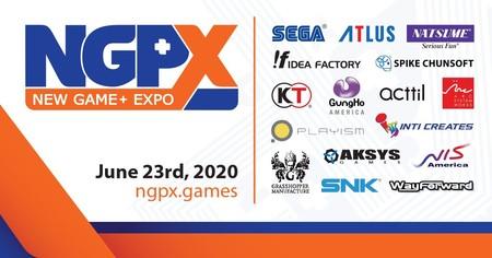 Anunciado New Game+ Expo para junio, un evento que reunirá a compañías como SEGA, Atlus y más para anunciar sus nuevos juegos
