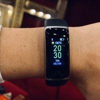 Monitor de actividad Silvercrest, análisis: el nuevo aspirante a súperventas de Lidl es una pulsera con pantalla a color de menos de 20 euros