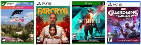 Apartar juegos para Nintendo, Xbox y PlayStation en Amazon México